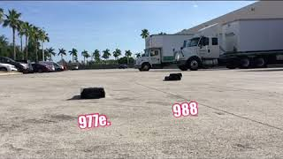 Serpent 977 vs 988 Rc drag racing test runs crash 977e 988  serpent