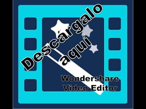 """Descarga el mejor """"Vídeo Editor"""" Full Crack 2017 (bien Explicado)"""