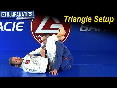 Triangle Setup by Victor Estima