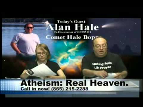 An Interview with Astronomer Alan Hale - CTV call-in