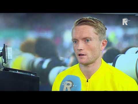 Larsson: 'Ben me bewust dat ik meer kan scoren en assists kan geven'