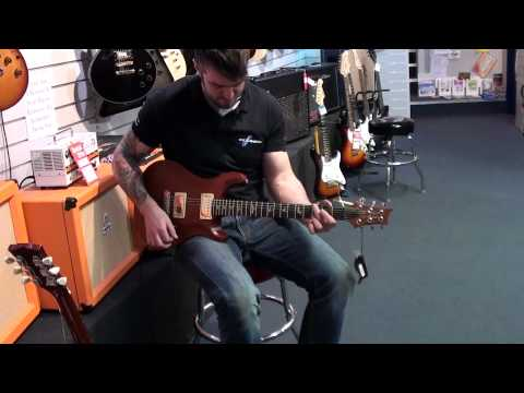 Cookes Guitar Store Norwich Test Video 3