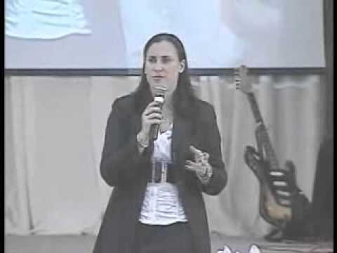 Pastora Ana Paula Guedes - Exterminando os Agagitas