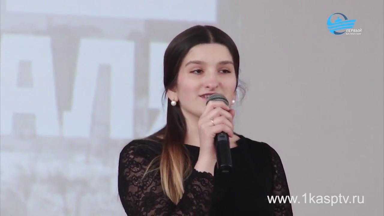 В гимназии музыкально-хореографического образования прошло мероприятие, 75-ой годовщине Сталинградской битвы