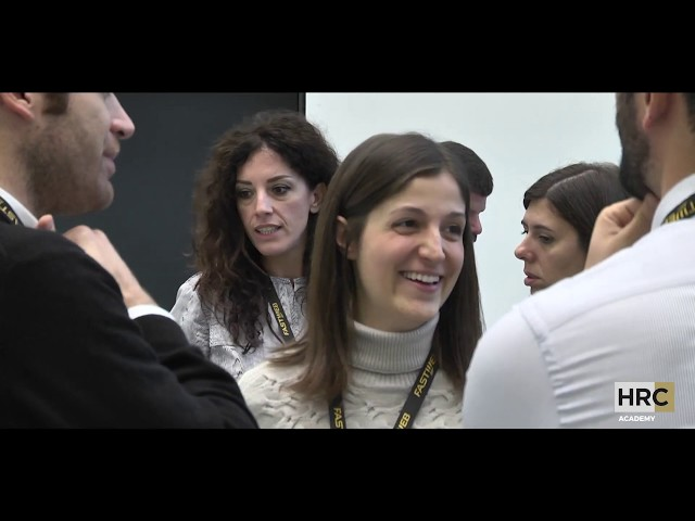 HRC Academy - HR ANALYTICS - FASTWEB, MILANO, 19/11/2019