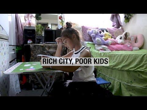 Rich City, Poor Kids