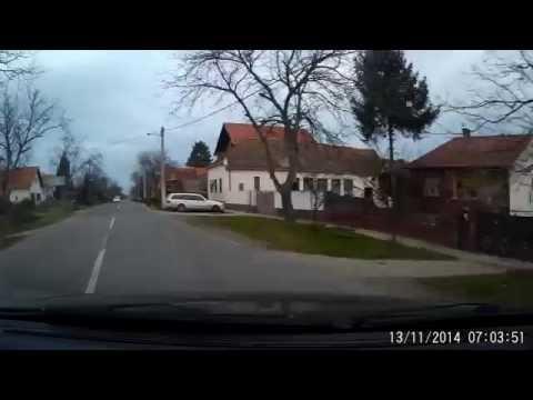 G1WH - Driving through Serbia - Obrenovac (via Surcin) - Beograd
