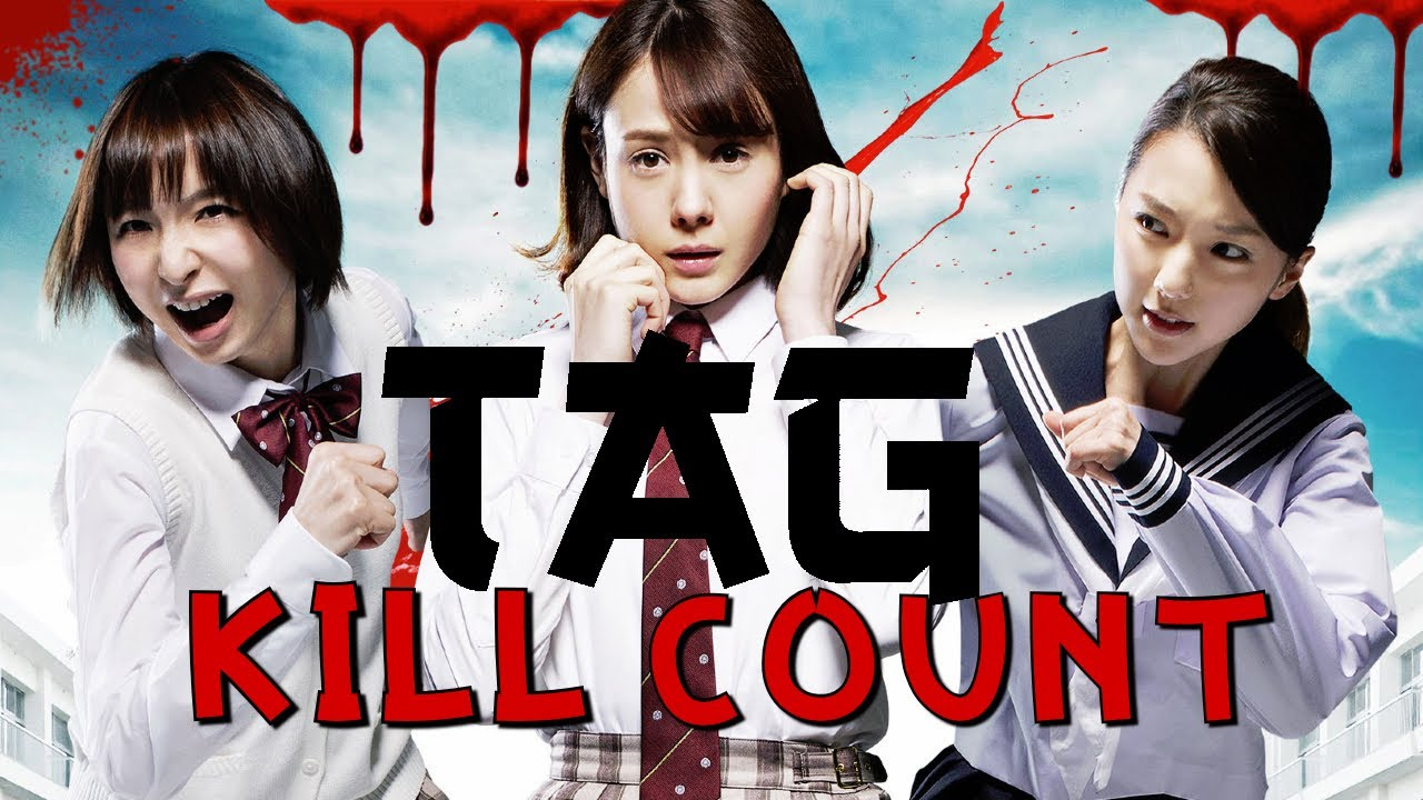 Download Tag (2015) - Kill Count S05 - Death Central