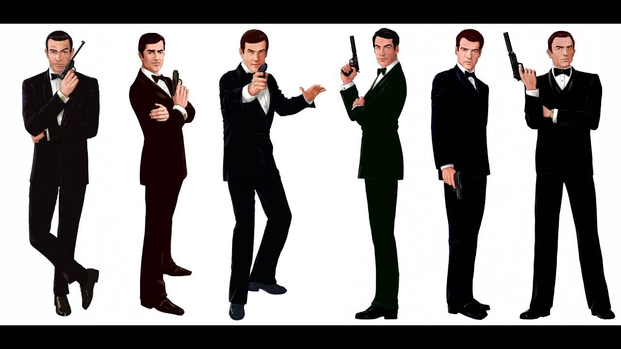 James Bond James Bond Theme
