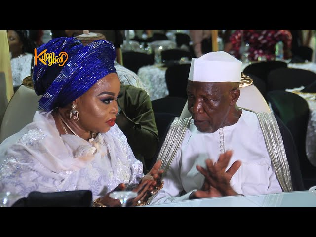 Alh.Ajani Bello gave Heart Touching Lecture As Nollywood Icon Yetunde Wunmi Celebrates 60thBirthday