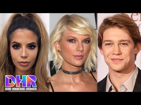 Laura Lee EXPOSED For Racist Tweet & DELETES Twitter - Joe Alywn's PUBLIC Nod To Taylor Swift (DHR)