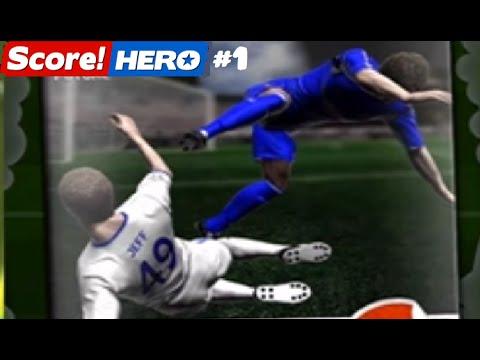 What Is The Top Corner? : Score! Hero #1