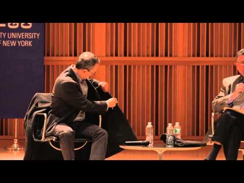 William Deresiewicz in Conversation with Morris Dickstein