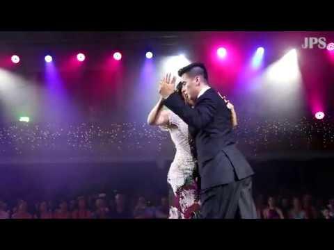"""Roxana Suarez And Sebastian Achaval   """"Remolino""""   LTF 2019 #SebastianyRoxana"""