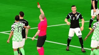 Nigeria vs Argentina   Group D   FIFA World Cup 2018 Gameplay