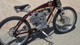Motorized Bikes VS Mopeds