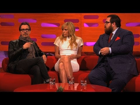 Gary Oldman has English lessons  The Graham Norton : Episode 15  BBC One