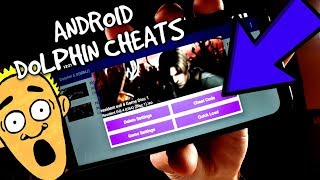 The best Dolphin custom build leaked for Android phones! Enable cheats/AR&Gecko Hack/Tricks/Tips