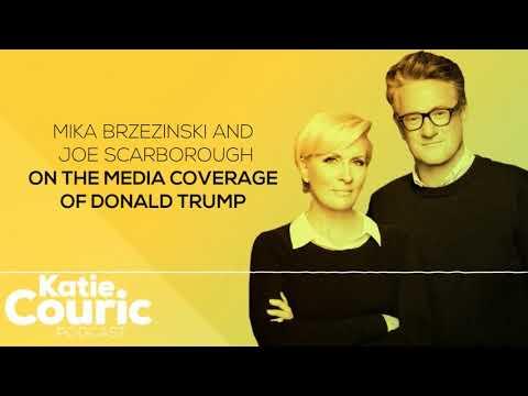 Mika Brzezinski and Joe Scarborough on the 25th Amendment