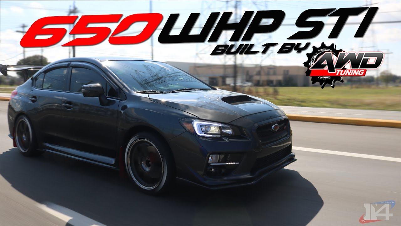 2015 subaru wrx sti fully built by awdtuning review boosted 650 wheel horsepower sti rules. Black Bedroom Furniture Sets. Home Design Ideas