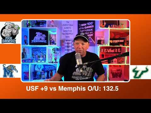 USF vs Memphis 3/2/21 Free College Basketball Pick and Prediction CBB Betting Tips