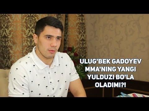 Ulug'bek Gadoyev - MMA'ning yangi yulduzi bo'la oladimi?! thumbnail