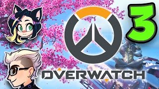 ►Overwatch►HEALING POWERS!►With Sunder!► PART 3 - Kitty Kat Gaming