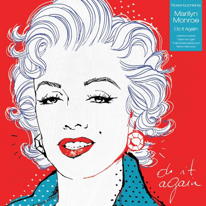 Marilyn Monroe - Teach me tiger