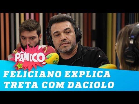 Marco Feliciano explica treta com Cabo Daciolo