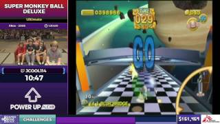 Super Monkey Ball Deluxe by Jcool114 in 1:26:22 - SGDQ2017 - Part 23