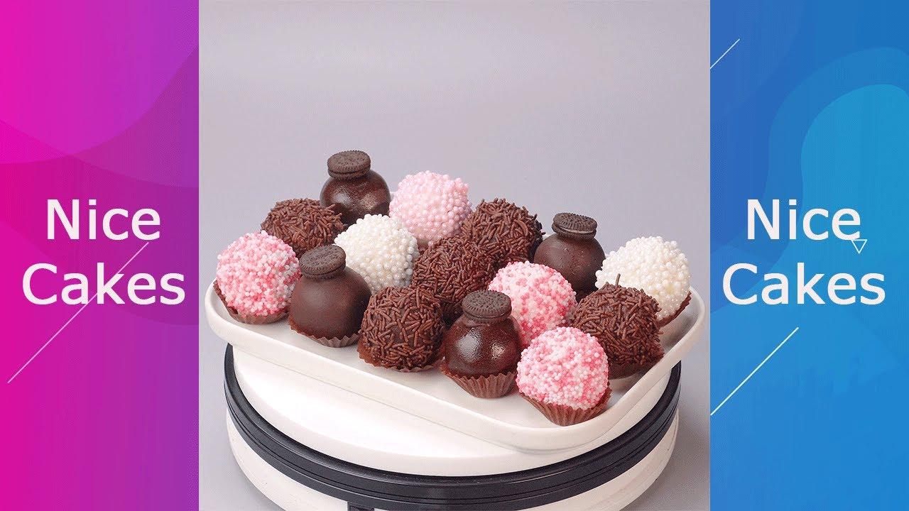 DIY Chocolate Dessert For Honey #Shorts