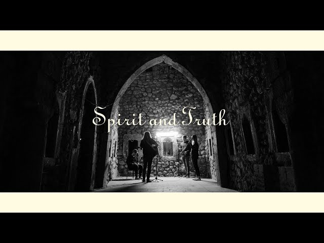 Spirit and Truth (Official Audio) - Sean Feucht | WILD