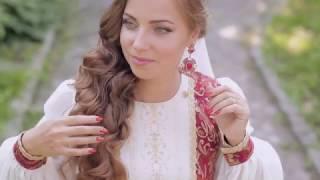 видео Свадьба в деревенском стиле