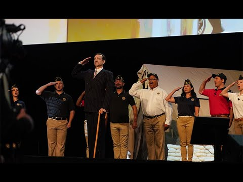 101st American Legion National Convention Opening Ceremony