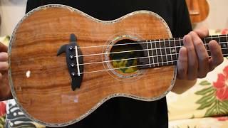NEW/Big Island KX-CTG DELUXE CONCERT【管理番号5】@ukuleleshoptantan