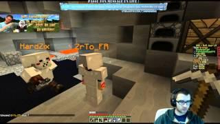 Minecraft 18 ° UHC RUSH NEVER TEAM 5 !