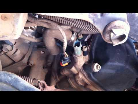 2006 Can Am Outlander Fan not coming on Relay repair help - YouTube