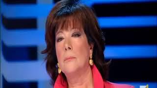 Aprile 2011 - Scontro Travaglio vs Maria Elisabetta Alberti Casellati sul Rubygate