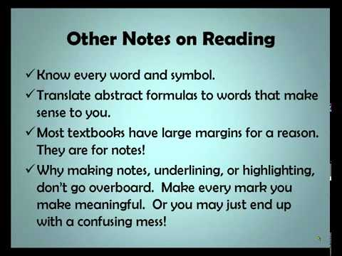 Listening, Note-Taking, Reading, and Study.mp4 - YouTube.mp4