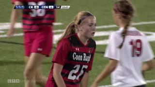 Girls Soccer Playoffs: Coon Rapids at Centennial 10/18/16 (Full Game)