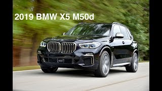 Welcome the new BMW X5 M50d, quad-turbo diesel!