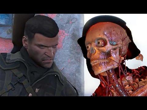 КАК КУПЛИНОВ ПО КУСТАМ БЕГАЛ ► Sniper Elite 4