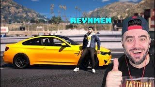 REYNMEN'I GTA 5 DE BULDUM..
