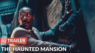 The Haunted Mansion 2003 Trailer   Eddie Murph   Jennifer Tilly