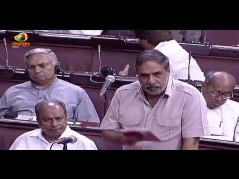 Modi Disrespected Parliament | Congress MP Anand Sharma Over Naga Peace Accord
