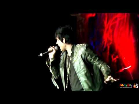 Adam Lambert - Born to be Wild *ENHANCED VERSION* Party City