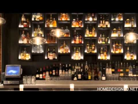 Contemporary bar lighting ideas [HD] - YouTube