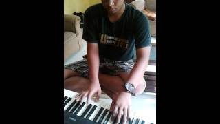 For you alone deserve all glory(piano cover)Mark j