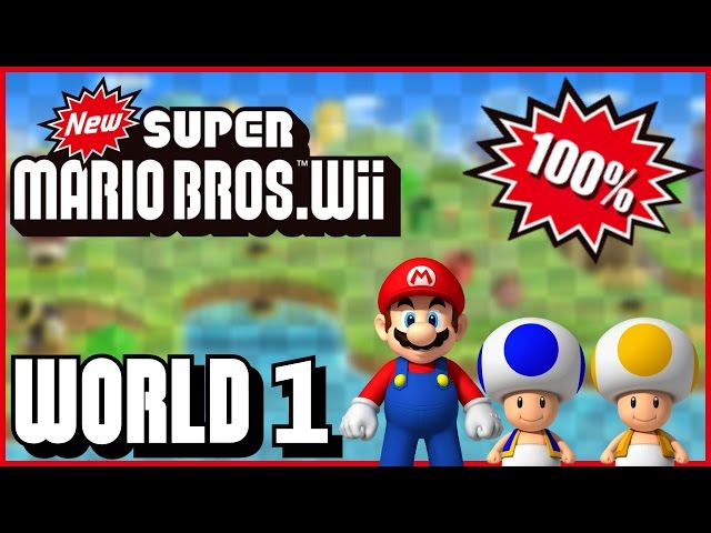 Play Wii World
