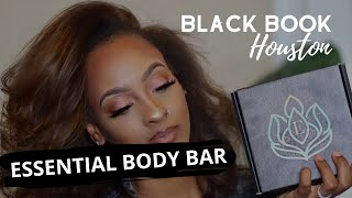 Black Book Houston ft. Essential Body Bar